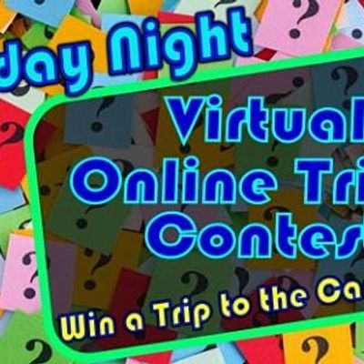 Virtual Trivia Night and Party Win a Caribbean Trip
