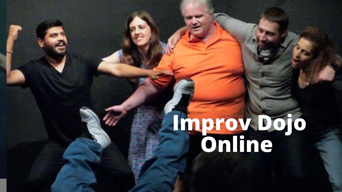 Improv Dojo - Online | Event in Oakland | AllEvents.in