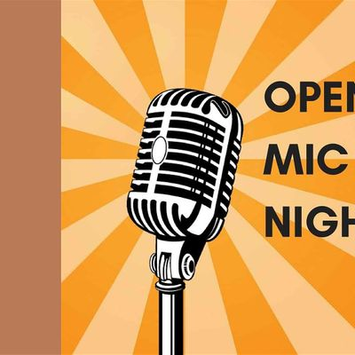 Find Your Muse Open MIC featuring You