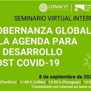 Gobernanza global y la agenda para el desarrollo post Covid 19