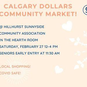 Calgary Dollars Market