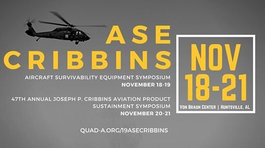 AAAA Joseph P. Cribbins Aviation Symposium and ASE Symposium