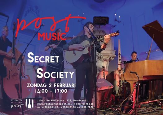 Post Music Secret Society