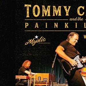 Tommy Castro & The Painkillers w Chris Cain at The Mystic