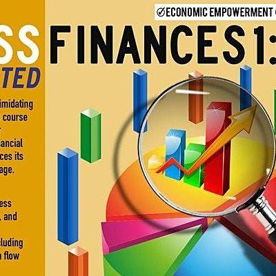 WEBINAR Business Finances 1 Getting Started Upper Manhattan 1222021