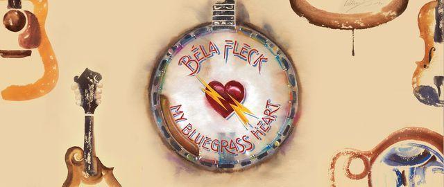Béla Fleck My Bluegrass Heart, 7 December | Event in Portland | AllEvents.in