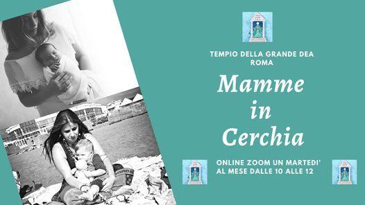 Per-corso Annuale - Mamme in Cerchia Online | Event in Rome | AllEvents.in