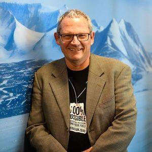 Intepeople Speaker Series James Renwick talking climate change