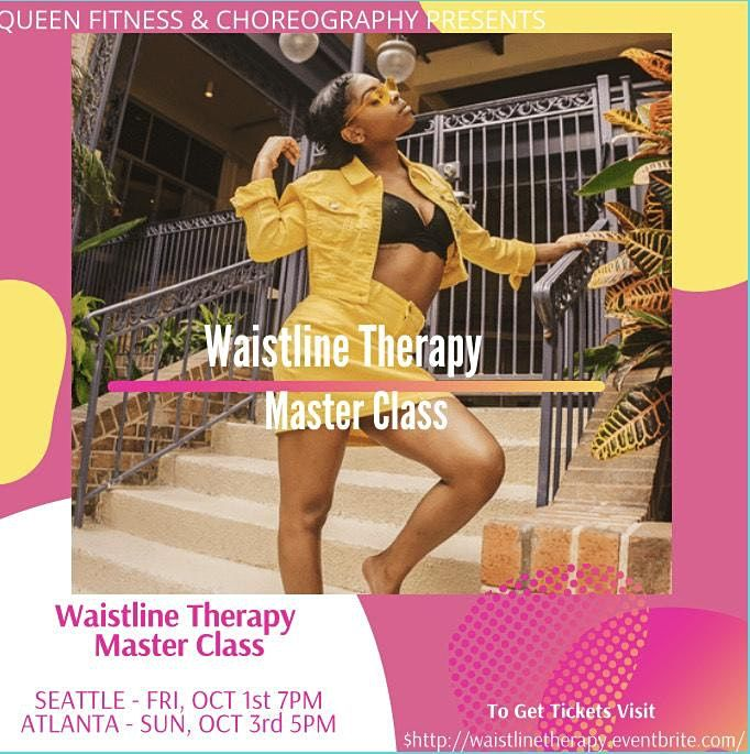 Waistline Therapy - Carnival Master Class, 3 October | Event in Atlanta | AllEvents.in