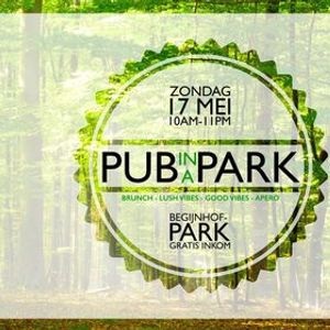 Pub in a Park 2021 - Kortrijk