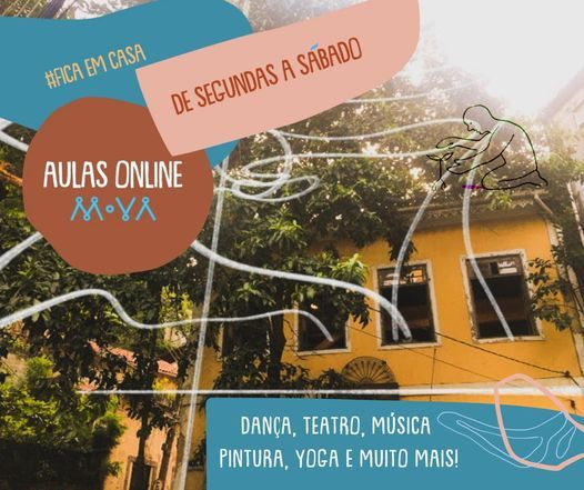 Aulas Online Espao Mova