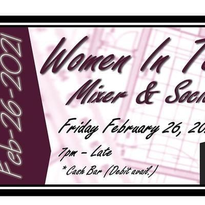 Women in Technology Engineering & Arch. - Mixer and Social
