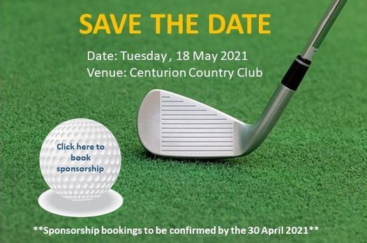 Annual  Charity Golf Day, 18 May | Event in Centurion | AllEvents.in