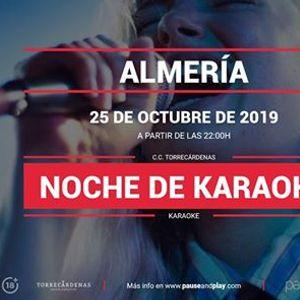 Noche de karaoke - Pause&ampPlay Torrecrdenas