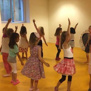 Kids-Fit Kreativer Kindertanz