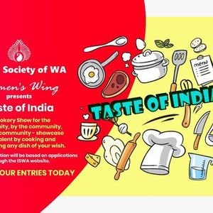 Taste Of India - A Cooking Show By ISWA Womens Wing