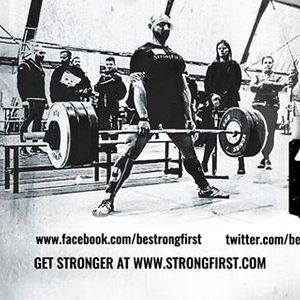 StrongFirst Langhantel Kurs