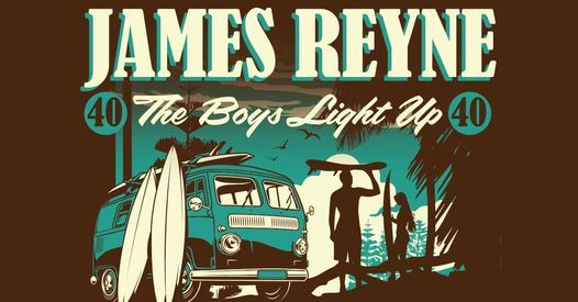 James Reyne - 'The Boys Light Up' | Enmore Theatr, 31 October | Event in Newtown | AllEvents.in