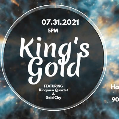Kings Gold with the Kingsmen Quartet and Gold City