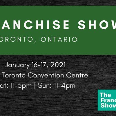 The Franchise Show  Toronto Ontario