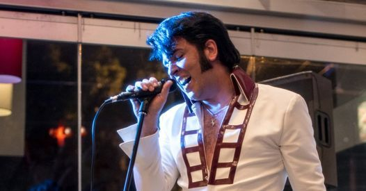 Marcus 'Elvis' Jackson - Elvis's 44th Anniversary - FULLY BOOKED, 16 August | Event in South Yarra | AllEvents.in