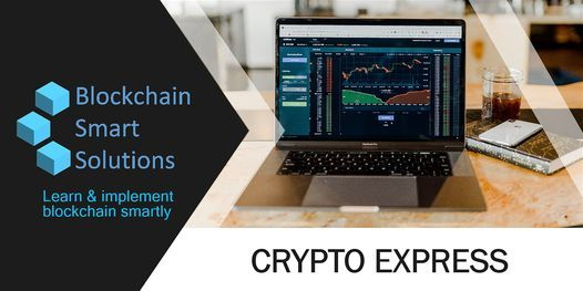 Crypto Express Webinar | Pune, 6 November | Event in Pune | AllEvents.in