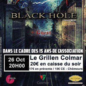 Drakkar BLACK HOLE
