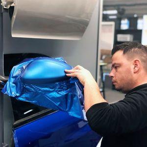 Praktijktraining Car Wrapping  vervolg cursus