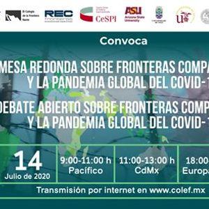 Fronteras Comparadas y la Pandemia Global del Covid-19
