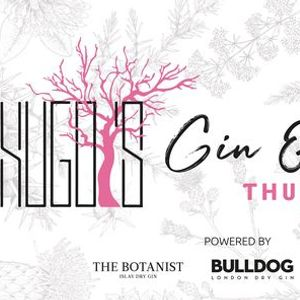 Gin & Chill Thursday pwrd. by The Botanist