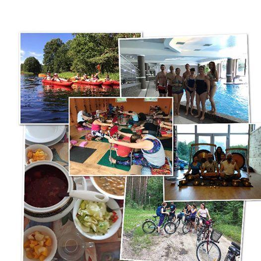Harmony of Body and MindYoga Retreat in Poland Bory Tucholskie