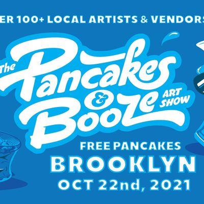 The Brooklyn Pancakes & Booze Art Show
