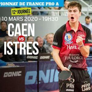 Caen VS Istres