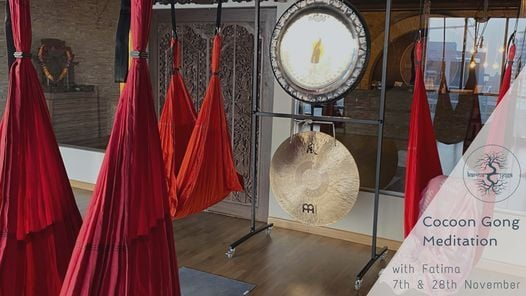 Cocoon Gong Meditation with Fatima, 7 November | Event in Dubai | AllEvents.in