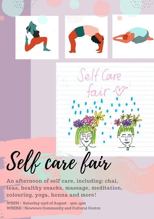 Self Care Fair