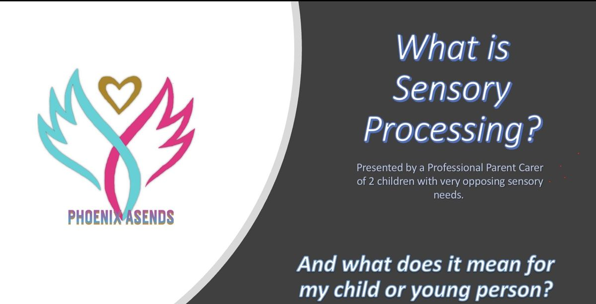 Sensory Processing Awareness Session | Online Event | AllEvents.in