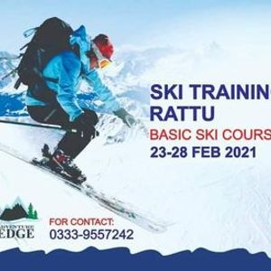 Basic Skiing Training & Adventure Camp at Rattu