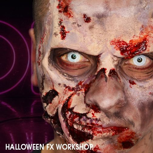 Halloween FX Workshop