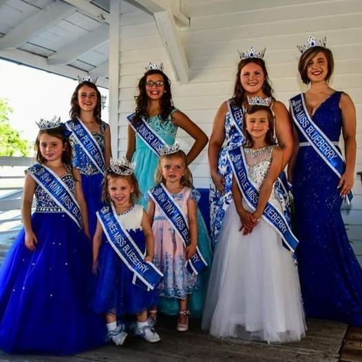 Willard Christmas Parade 2021 2021 North Carolina Blueberry Pageant Penderlea Hwy Willard Nc 28478 United States June 12 2021 Allevents In