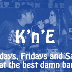 KnE Khmer and English rocknroll