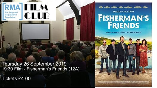 Fishermans Friends - RMA Film Club at Old Church Rooms