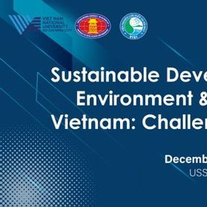 Sustainable Development of Marine Environment and Coastal Zone in Vietnam Challenges and Prospects