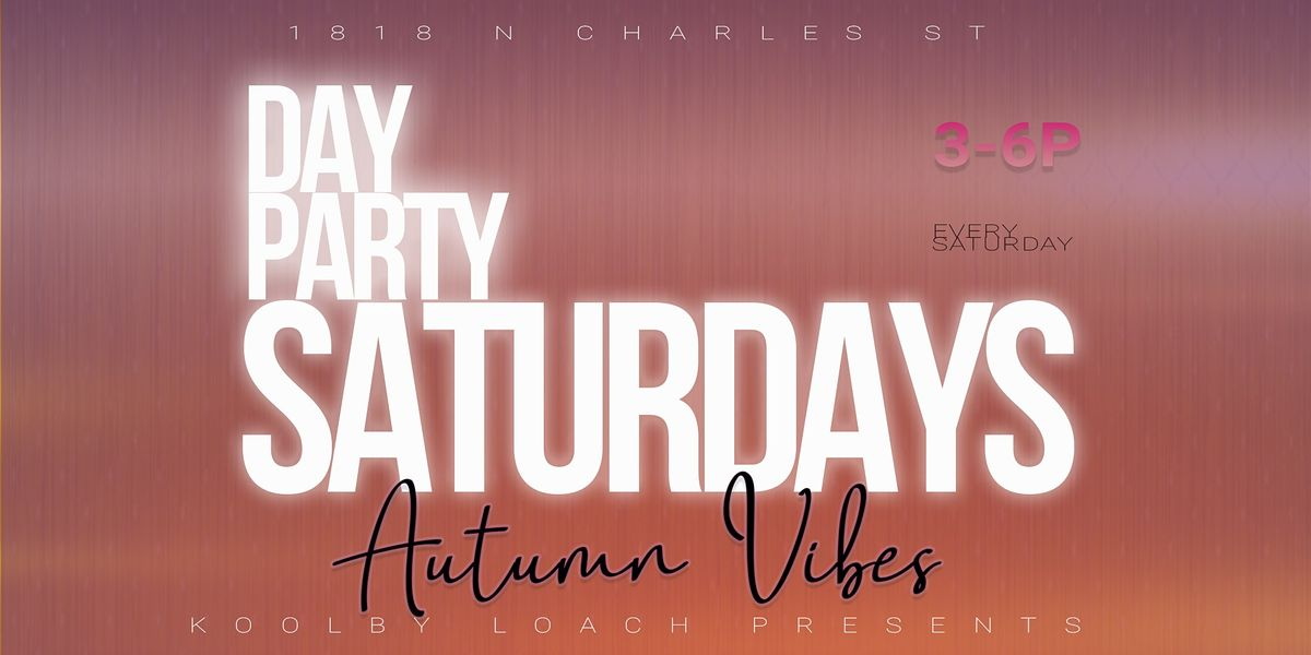 Decades (Day Party Saturdays) | Event in Baltimore | AllEvents.in