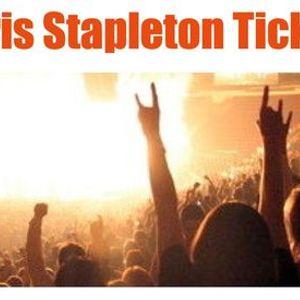Chris Stapleton Tickets Camden NJ BB&ampT Pavilion 710