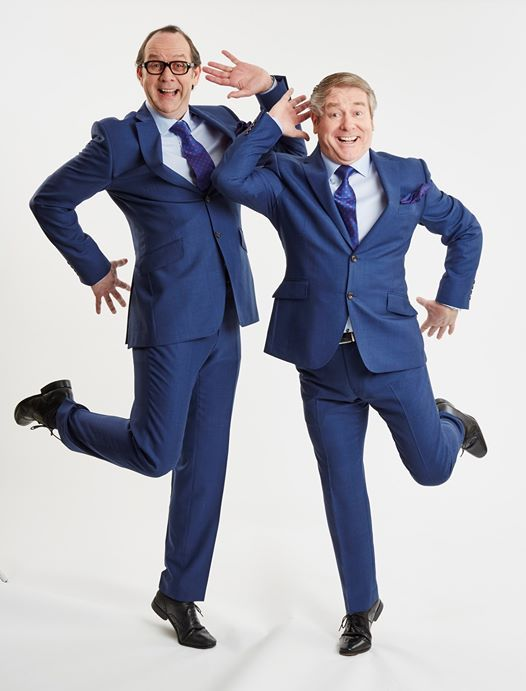 An Evening with Eric & Ern