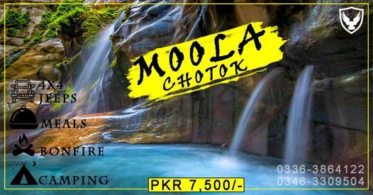 Trip To Moola Chotok, 14 May | Online Event | AllEvents.in
