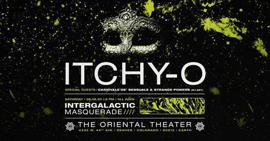 Itchy-Os Intergalactic Masquerade