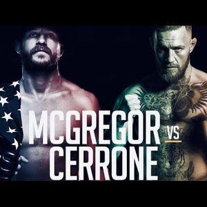 Watch Mcgregor Vs Cowboy Fighting At T Mobile Arena Las Vegas