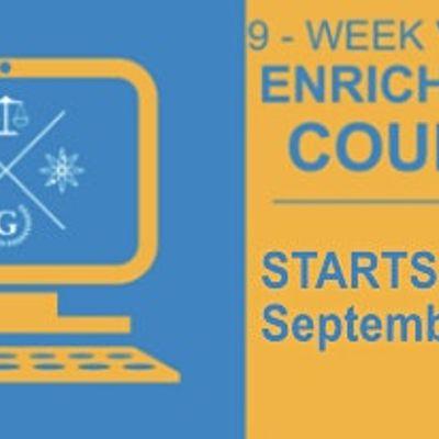 Fall 2020  Enrichment Courses