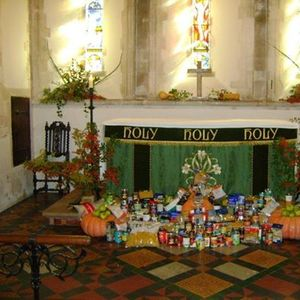 Harvest Festival All Age Service